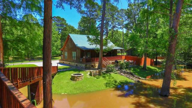165 Pr 7223, Jefferson, TX 75657 (MLS #20212430) :: Better Homes and Gardens Real Estate Infinity
