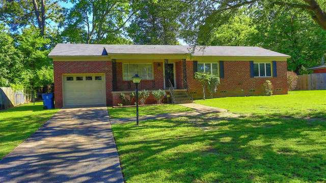 505 Lynoak St, Marshall, TX 75672 (MLS #20212431) :: Better Homes and Gardens Real Estate Infinity