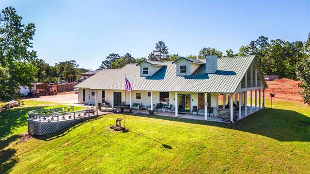 140 County Road 2242, Daingerfield, TX 75638 (MLS #20212435) :: Better Homes and Gardens Real Estate Infinity