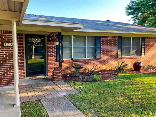 206 Evergreen St, Longview, TX 75604 (MLS #20212439) :: Better Homes and Gardens Real Estate Infinity