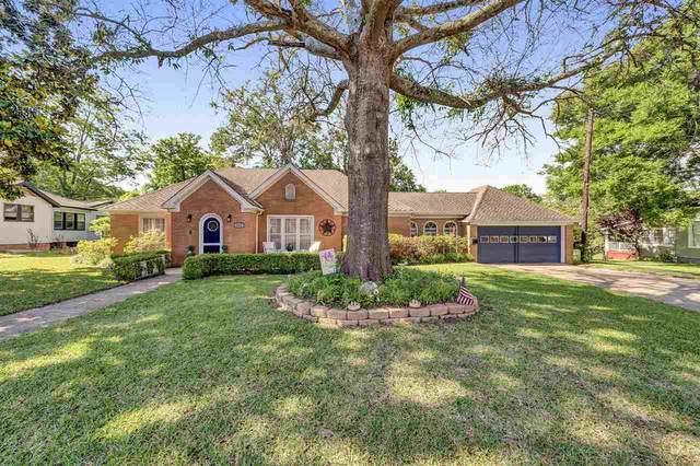 502 E Henderson St., Overton, TX 75684 (MLS #20212456) :: Better Homes and Gardens Real Estate Infinity