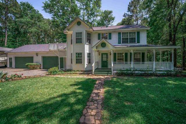 1233 Boggy Road, Waskom, TX 75692 (MLS #20212457) :: Better Homes and Gardens Real Estate Infinity