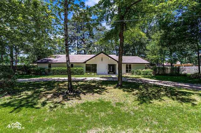 218 Timberlane, Carthage, TX 75633 (MLS #20212458) :: Better Homes and Gardens Real Estate Infinity
