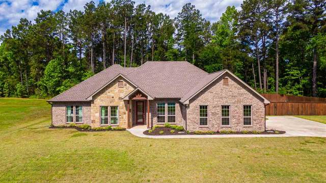 130 Hidden Creek, Longview, TX 75602 (MLS #20212460) :: Better Homes and Gardens Real Estate Infinity