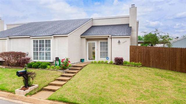 1302 Town Lake, Longview, TX 75601 (MLS #20212487) :: Better Homes and Gardens Real Estate Infinity