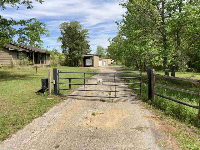 9466 W Noonday Rd, Hallsville, TX 75650 (MLS #20212489) :: Better Homes and Gardens Real Estate Infinity