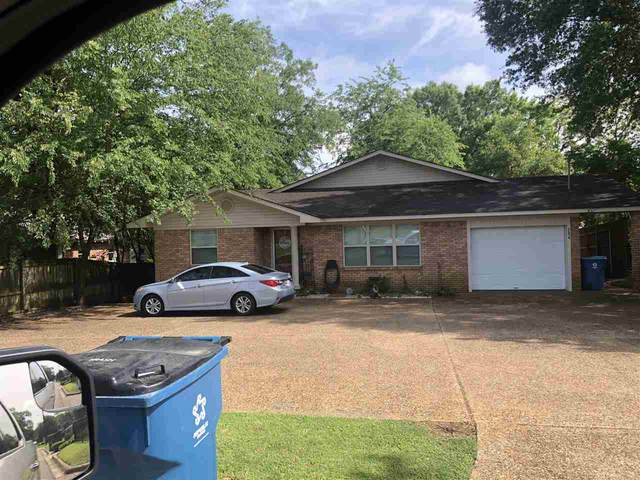 204 E Meredith St, Marshall, TX 75670 (MLS #20212496) :: Better Homes and Gardens Real Estate Infinity