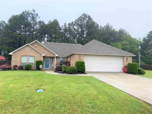 3413 Linda Ln, Marshall, TX 75672 (MLS #20212498) :: Better Homes and Gardens Real Estate Infinity