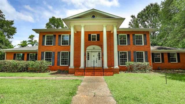 290 Oak Grove Lane, Waskom, TX 75692 (MLS #20212556) :: Better Homes and Gardens Real Estate Infinity