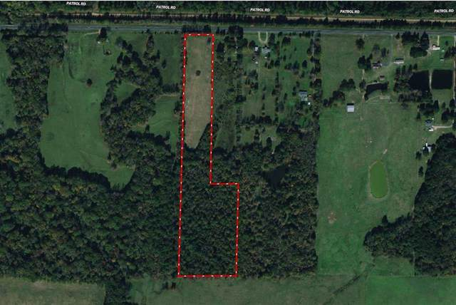 17.6 +/- ac Fm 2149, New Boston, TX 75570 (MLS #20212871) :: Better Homes and Gardens Real Estate Infinity