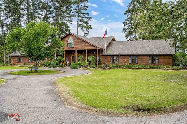 161 County Road 330, Deberry, TX 75639 (MLS #20212924) :: Better Homes and Gardens Real Estate Infinity