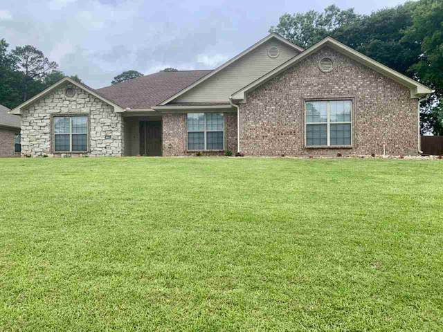 120 S Stonecrest, Tatum, TX 75691 (MLS #20212953) :: Better Homes and Gardens Real Estate Infinity