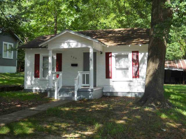 509 S Montgomery, Gilmer, TX 75644 (MLS #20213246) :: Better Homes and Gardens Real Estate Infinity