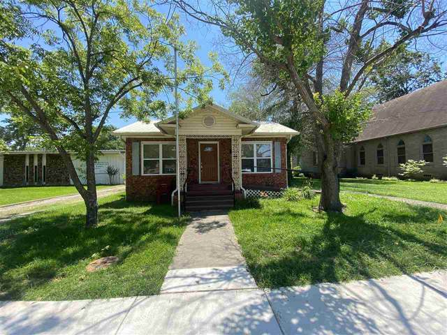 113 Dr. M L King Jr. Ave, Pittsburg, TX 75686 (MLS #20213301) :: Better Homes and Gardens Real Estate Infinity