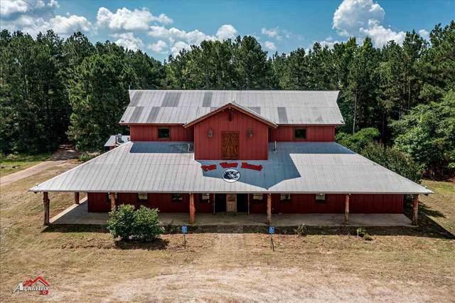 13702 Sh 43, Tatum, TX 75691 (MLS #20213323) :: Better Homes and Gardens Real Estate Infinity