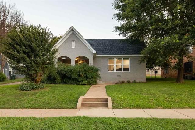 403 E Houston Street, Tyler, TX 75702 (MLS #20213342) :: Better Homes and Gardens Real Estate Infinity