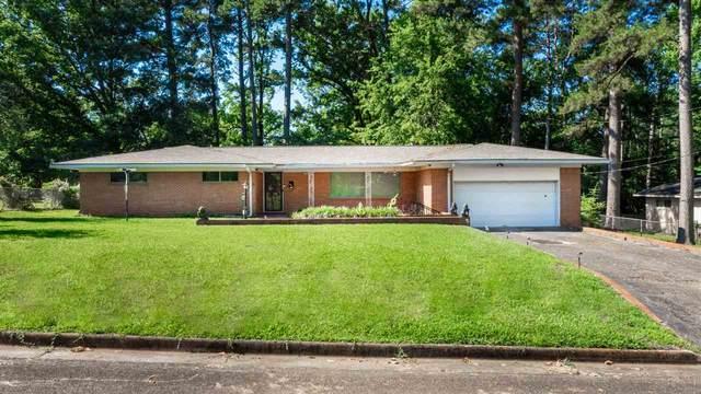 1104 Gardenia, Longview, TX 75601 (MLS #20213365) :: Better Homes and Gardens Real Estate Infinity