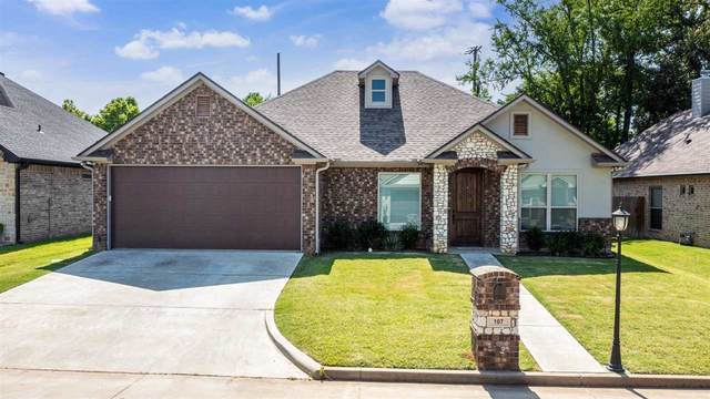 107 Champions Drive, Hallsville, TX 75650 (MLS #20213370) :: Better Homes and Gardens Real Estate Infinity