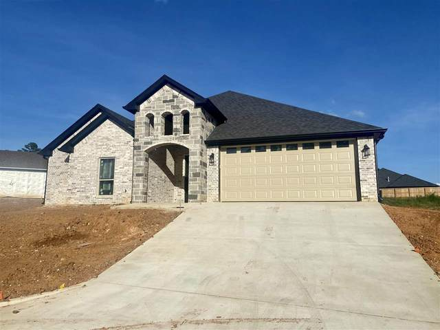 3328 Celebration Way, Longview, TX 75605 (MLS #20213501) :: Better Homes and Gardens Real Estate Infinity