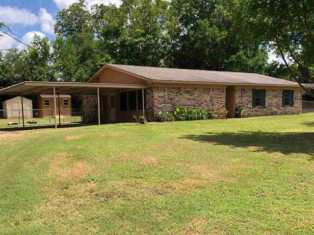 120 Samuel Street, Jefferson, TX 75657 (MLS #20213507) :: Better Homes and Gardens Real Estate Infinity