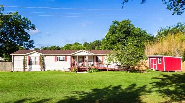 7366 Pacal Rd, Gilmer, TX 75645 (MLS #20213597) :: RE/MAX Professionals - The Burks Team