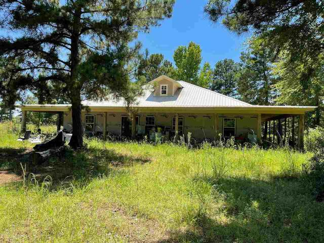 2813 Buck Sherrod Rd, Marshall, TX 75672 (MLS #20213652) :: Better Homes and Gardens Real Estate Infinity