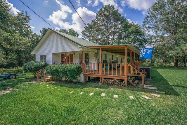 1109 County Road 101, Carthage, TX 75633 (MLS #20213717) :: Better Homes and Gardens Real Estate Infinity