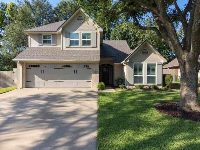 204 Hidden Lake, Longview, TX 75604 (MLS #20213723) :: Better Homes and Gardens Real Estate Infinity