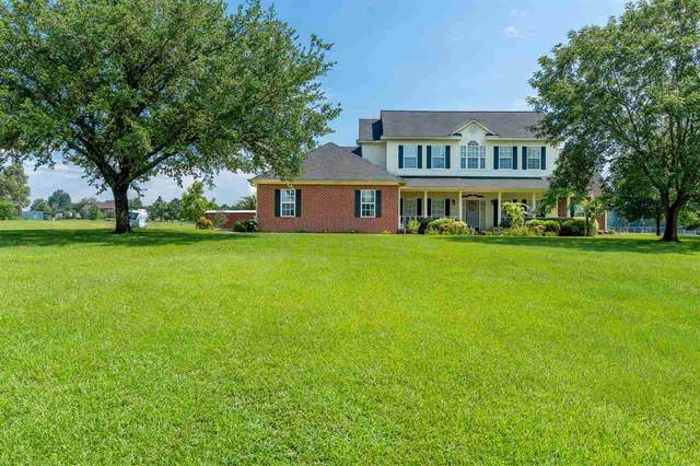 4300 Willow Bend, Longview, TX 75602 (MLS #20213724) :: Better Homes and Gardens Real Estate Infinity