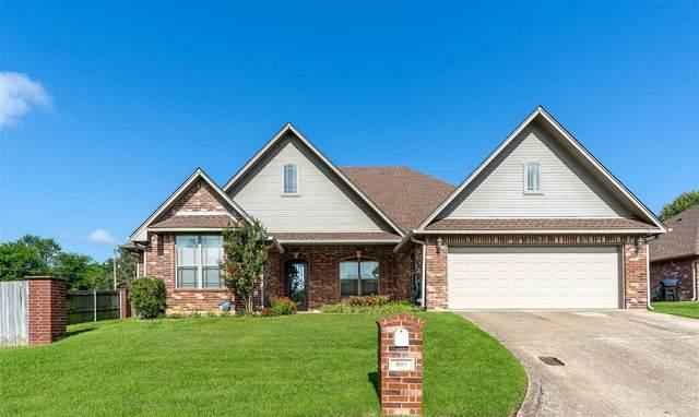 801 Woodridge Cir, Longview, TX 75601 (MLS #20213753) :: Better Homes and Gardens Real Estate Infinity