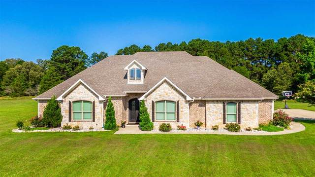 115 Foxtail Ln, Gilmer, TX 75645 (MLS #20213762) :: Wood Real Estate Group