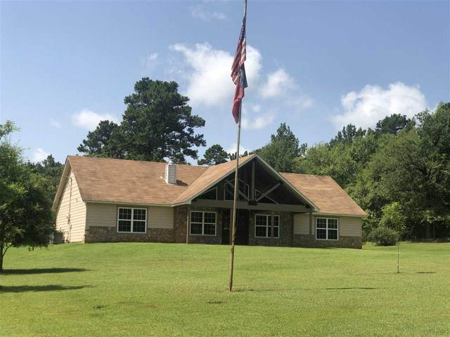 3868 Crabapple Rd, Gilmer, TX 75645 (MLS #20213930) :: Better Homes and Gardens Real Estate Infinity