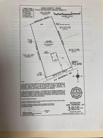 1912 W Main, Atlanta, TX 75551 (MLS #20213957) :: Wood Real Estate Group