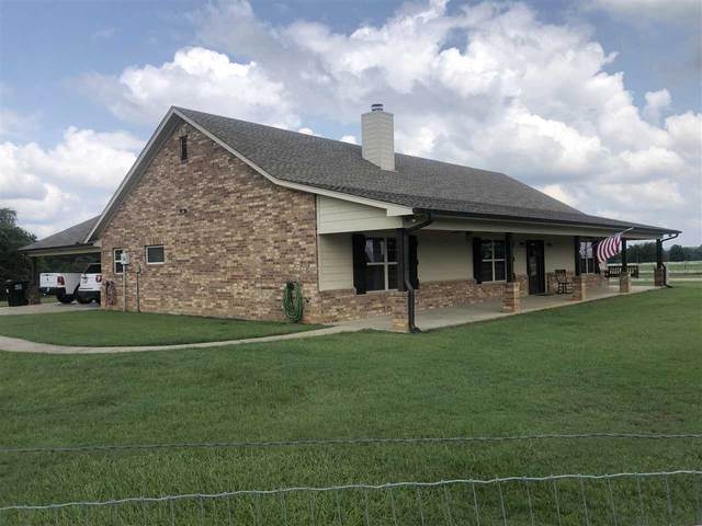 2406 Finch Rd., Gilmer, TX 75645 (MLS #20213964) :: Better Homes and Gardens Real Estate Infinity