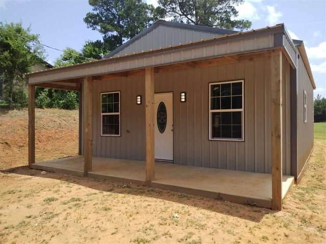 2100 Van Zandt, Marshall, TX 75670 (MLS #20213970) :: Better Homes and Gardens Real Estate Infinity
