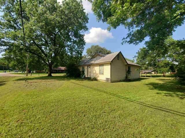 3600 S Washington, Marshall, TX 75672 (MLS #20213971) :: Better Homes and Gardens Real Estate Infinity