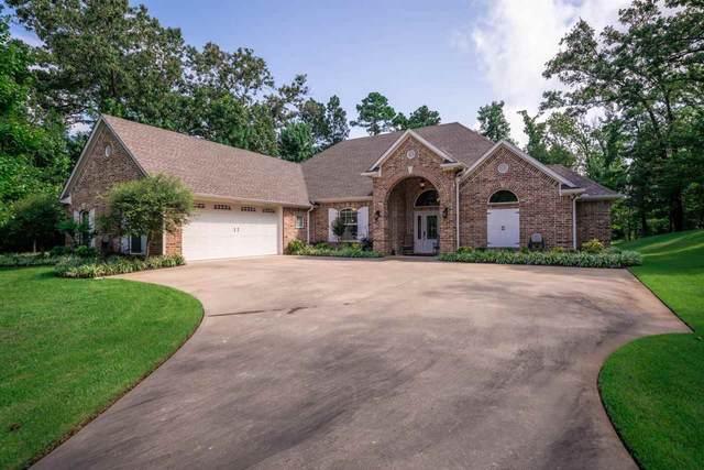 120 Lake Estate Trail, Longview, TX 75605 (MLS #20214014) :: Wood Real Estate Group