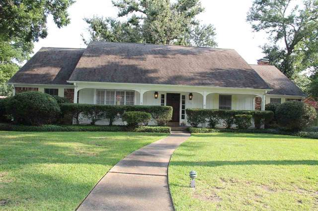 1210 Maywood Drive, Longview, TX 75604 (MLS #20214018) :: Better Homes and Gardens Real Estate Infinity