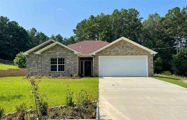 1164 Melinda Drive, Tatum, TX 75691 (MLS #20214023) :: Better Homes and Gardens Real Estate Infinity