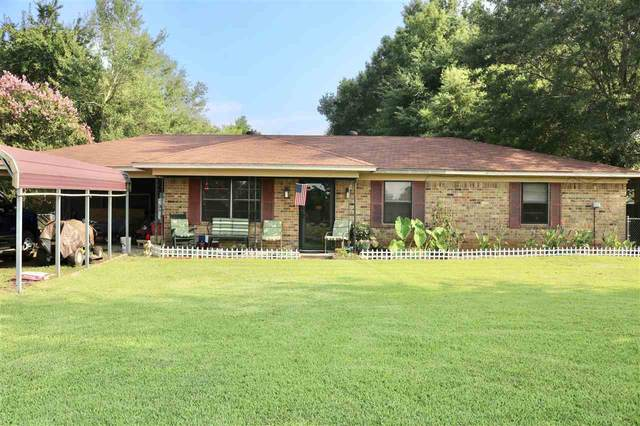 2718 E Cr 192, Kilgore, TX 75662 (MLS #20214027) :: Better Homes and Gardens Real Estate Infinity