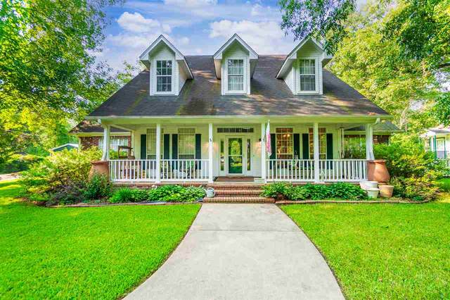 1200 W Pinecrest, Marshall, TX 75670 (MLS #20214032) :: Better Homes and Gardens Real Estate Infinity