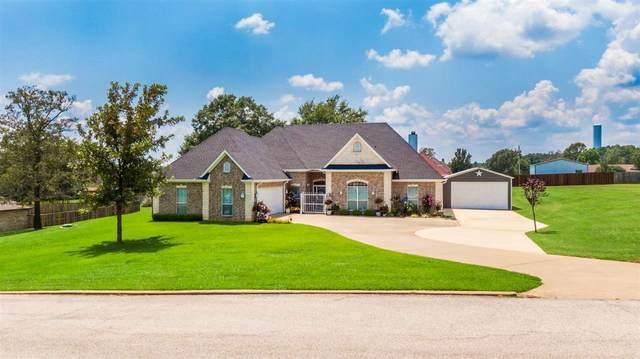 154 Merganser Ln, Gilmer, TX 75645 (MLS #20214055) :: Better Homes and Gardens Real Estate Infinity