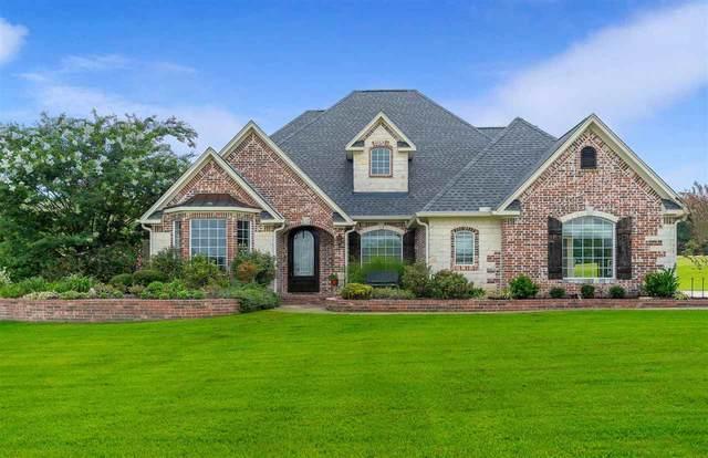 180 Whistler Ln, Hallsville, TX 75650 (MLS #20214084) :: Better Homes and Gardens Real Estate Infinity