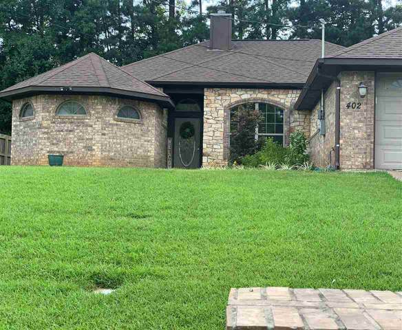402 E Pirate St, Longview, TX 75604 (MLS #20214123) :: Better Homes and Gardens Real Estate Infinity