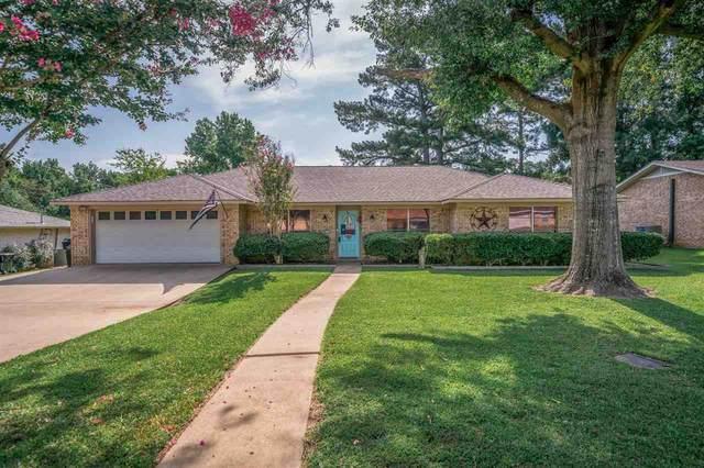3724 Linda Kaye, Longview, TX 75604 (MLS #20214126) :: Better Homes and Gardens Real Estate Infinity