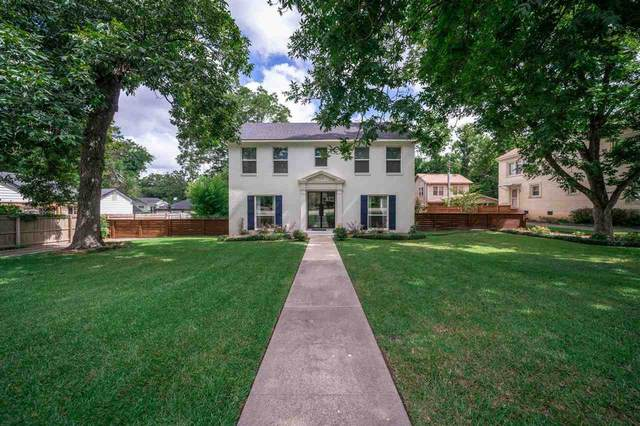 513 E Young St, Longview, TX 75602 (MLS #20214180) :: Better Homes and Gardens Real Estate Infinity