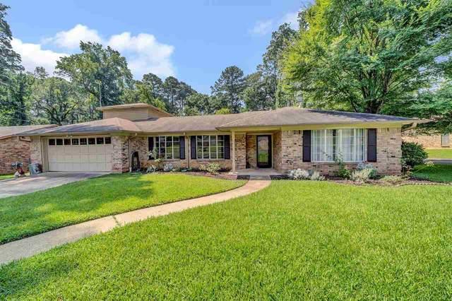 1106 Apache Ct, Longview, TX 75605 (MLS #20214224) :: Wood Real Estate Group