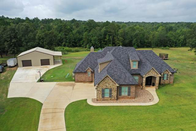 398 Willow Creek Ranch Rd, Gladewater, TX 75647 (MLS #20214831) :: RE/MAX Professionals - The Burks Team