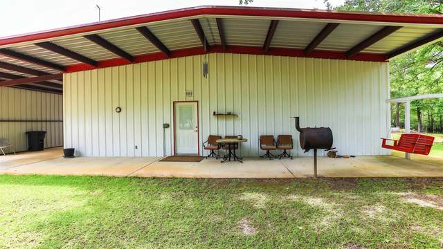208 Shelley Road, Karnack, TX 75661 (MLS #20214860) :: RE/MAX Professionals - The Burks Team