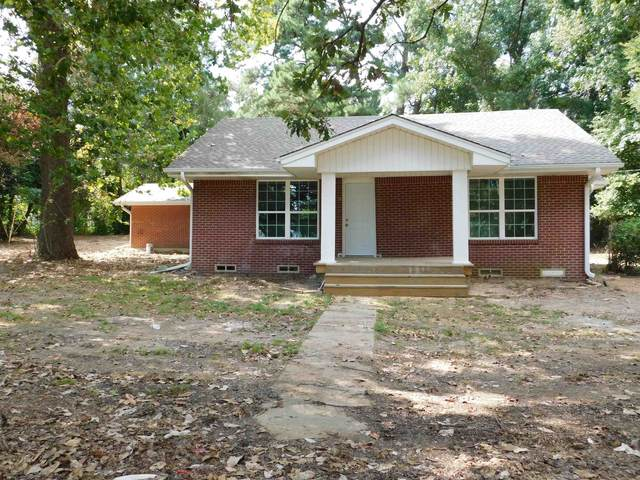 1908 State Hwy 155S, Gilmer, TX 75644 (MLS #20214904) :: RE/MAX Professionals - The Burks Team
